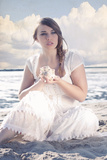 By the Sea No.1 Photographic Print by Sabine Rosch