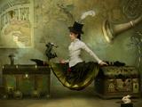 A Travelling Circus Photographie par Vladimir Fedotko