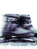 In-Line Skates Photographic Print by Alex Maxim
