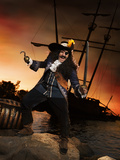 Captain Hook No.2 Photographic Print by Alex Maxim