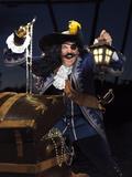 Captain Hook No.3 Photographic Print by Alex Maxim