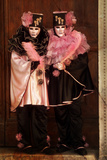Harlequin's Couple Photographic Print by Ursula Kuprat