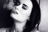 In Cigarette Smoke 2 Photographic Print by Svetlana Muradova