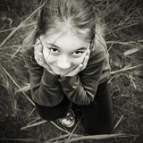 Little Girl, Big Smile Photographic Print by Eugenia Kyriakopoulou