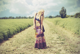 Hippie No.2 Photographic Print by Sabine Rosch