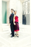 Outdoor Tango 4 Photographic Print by Eugenia Kyriakopoulou