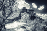 Castle, Assisi, Italy Photographic Print by Dolores Smart