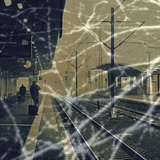 Railway Station Photographic Print by Ronaldo Pichardo