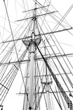 Rigging Photographic Print by Stephen Bitel