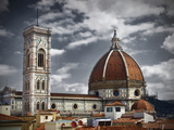 Florence Cathedral Photographic Print by Eugenia Kyriakopoulou