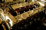 Engine Photographic Print by Wolfgang Simlinger