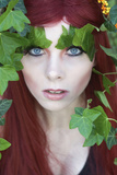 Poison Ivy Photographic Print by Sabine Rosch