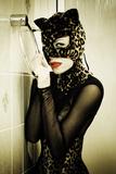 Catwoman 1 Photographic Print by Svetlana Muradova