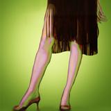 Pop Art Lady Photographic Print by Dolores Smart