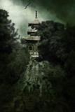 Pagoda Photographic Print by Svetlana Sewell