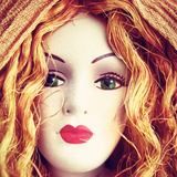 Portrait of a Doll Photographic Print by Eugenia Kyriakopoulou