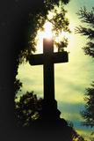 Croix Reproduction photographique par Ricardo Demurez