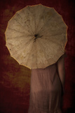 She and Her Umbrella Photographic Print by Ricardo Demurez