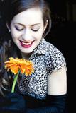 Yellow Daisy Photographic Print by Eugenia Kyriakopoulou