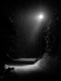Winter Landscape 1 Photographic Print by Max Hertlischka