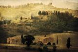 Rustic Landscape 1 Photographic Print by Ursula Kuprat