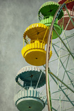 Big Wheel Photographic Print by Svetlana Sewell