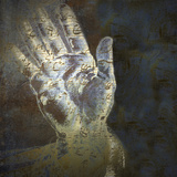 Musical Hand Photographic Print by Dolores Smart