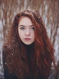 Olya 3 Photographic Print by Tatiana Koshutina