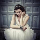 The Bride VI Photographic Print by Eugenia Kyriakopoulou
