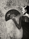 Spanish Fan IV Photographic Print by Eugenia Kyriakopoulou