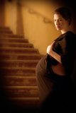 Pregnant Woman 2 Photographic Print by Ricardo Demurez
