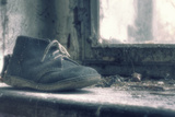 Shoe Photographic Print by Noah Feldklipp