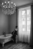 Einsamkeit Fotografie-Druck von Florence Menu