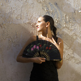 Spanish Fan III Photographic Print by Eugenia Kyriakopoulou