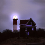 Lighthouse Photographic Print by Gary Waters