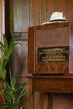 Old Radio Photographic Print by Svetlana Sewell