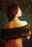 Woman from Behind Reproduction photographique par Ricardo Demurez