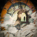 Time Passages Photographic Print by Dolores Smart