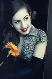 Yellow Daisy II Photographic Print by Eugenia Kyriakopoulou