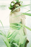 Spring Lady No.2 Photographic Print by Sabine Rosch