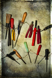 Tools Photographic Print by Svetlana Sewell