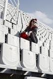 Stadium 5 Photographic Print by Eugenia Kyriakopoulou