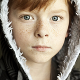 Redhead Boy 1 Photographic Print by Svetlana Muradova