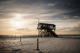 St Peter Ording Photographic Print by Christine Ellger