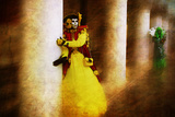 Venetian Costume 6 Photographic Print by Ursula Kuprat