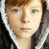 Redhead Boy 4 Photographic Print by Svetlana Muradova