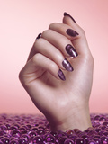 Woman's Hand Photographic Print by Alex Maxim