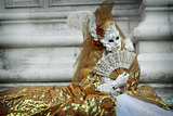Venetian Costume 5 Photographic Print by Ursula Kuprat