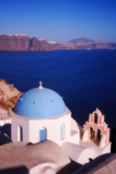 Santorin3 Photographic Print by Wolfgang Simlinger