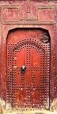 Morrocan Doors Fotodruck von Max Hertlischka